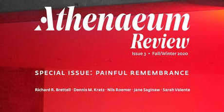 Athenaeum Review Issue 3 Release Party tickets