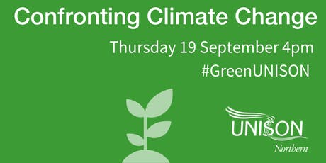 UNISON Northern: Confronting Climate Change  tickets