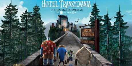 FREE - Movie  Night in the Park - HOTEL TRANSYLVANIA tickets