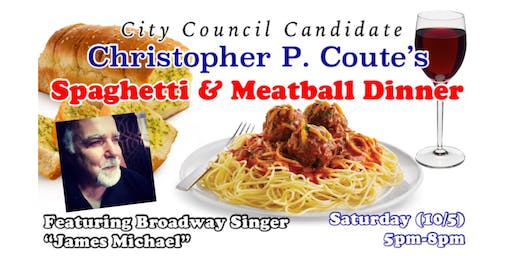 Spaghetti & Meatball Dinner