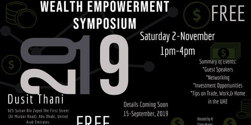 Wealth Empowerment Symposium