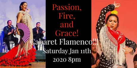 Cabaret Flamenco with Sarah Parra and Company tickets