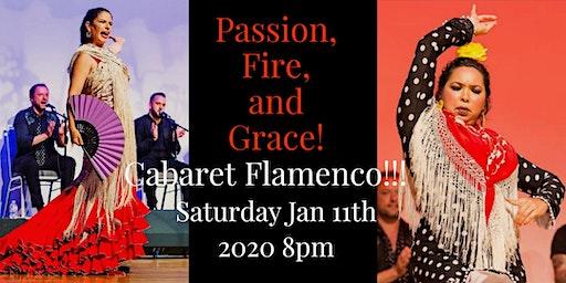 Cabaret Flamenco with Sarah Parra and Company
