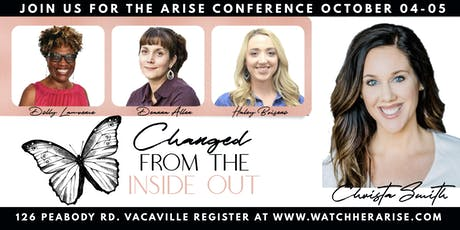 Arise Conference tickets