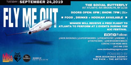 Fly Me Out tickets