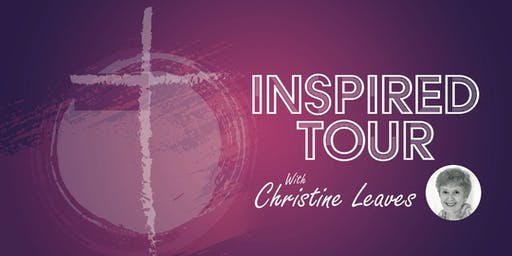 Inspired Tour with Christine Leaves
