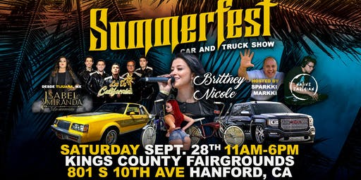 Summerfest Car and Truck Show