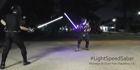 #LightSpeedSaber (Los Angeles, CA) tickets