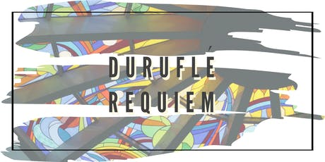 Come and Sing: Durufle Requiem tickets