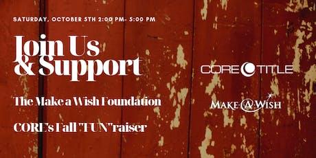"Core Michigan Presents Barn Party Fall ""FUN""raiser tickets"
