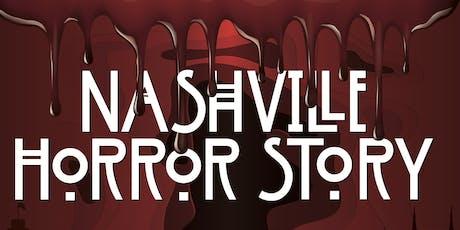 Nashville Horror Story tickets