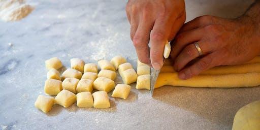 Gnocchi Making Class