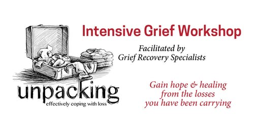 Hope & Healing Weekend Grief Workshop Hosted by NOMA