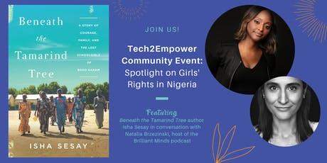 Tech2Empower Community Event: Spotlight on Girls' Rights in Nigeria tickets