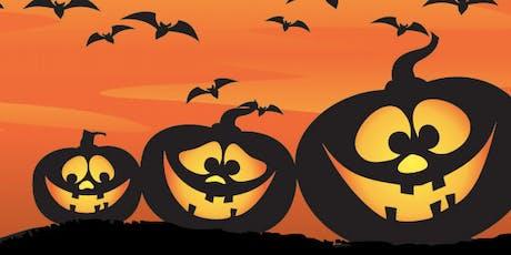 Halloween Cookie Decorating tickets