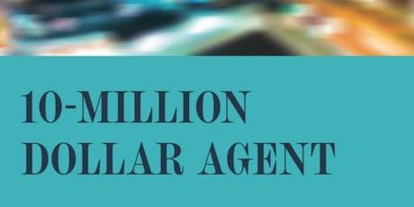 10-Million Dollar Agent tickets