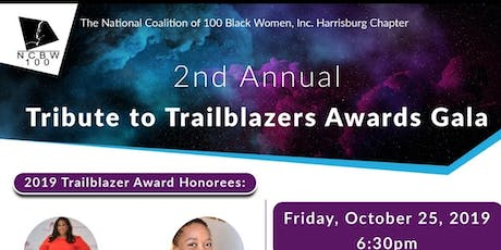 2nd Annual Tribute to Trailblazers Awards Gala tickets