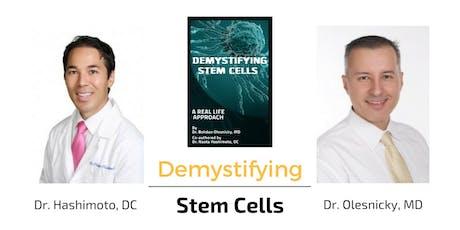 Regenerative Medicine & Stem Cells Brunch Seminar - Sun City / Palm Desert, CA tickets