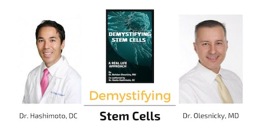 Regenerative Medicine & Stem Cells Brunch Seminar - Sun City / Palm Desert, CA