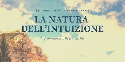 Kundalini Yoga Experience *La Natura dell'Intuizione*