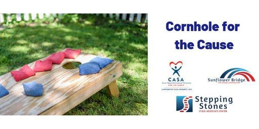 Sunflower CASA Project's Cornhole for the Cause