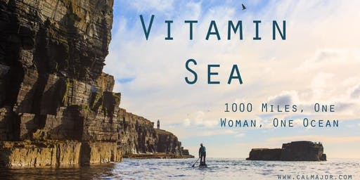 The HOW People @ Cinema and Co, Swansea: Vitamin Sea by Cal Major