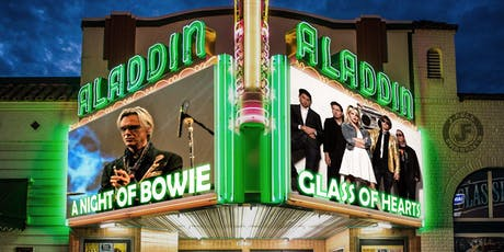 A Night of Bowie (David Bowie Tribute) tickets