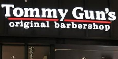 Tommy Gun's Franchise Investment Opportunity tickets