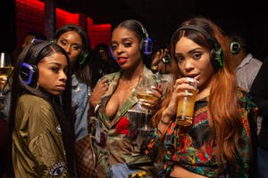 "MILLENNIUM AGE HOSTS: SILENT PARTY PITTSBURGH ""PRETTY GIRLS LOVE TRAP"""
