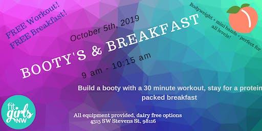 Booty's & Breakfast