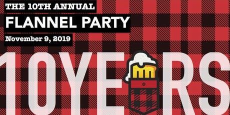 The Flannel Party 2019 tickets