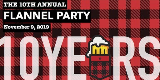 The Flannel Party 2019