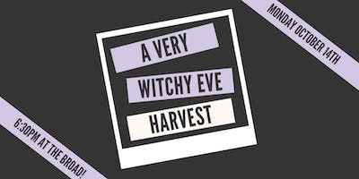A Very Witchy Eve: HARVEST