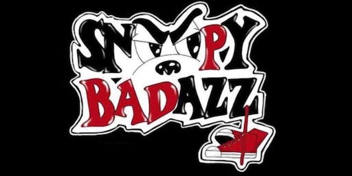 Welcome to Fall with Snoopy Badazz & Mitchy Slick and Friends