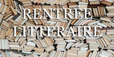 La rentrée littéraire 2019 billets