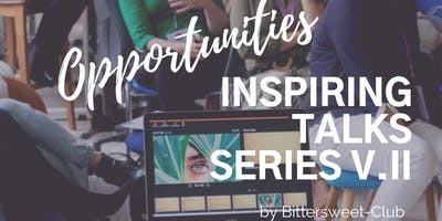 Inspiring Talks Series VII