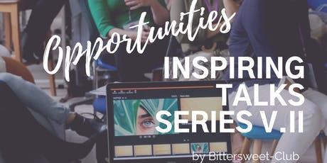 Inspiring Talks Series VII tickets