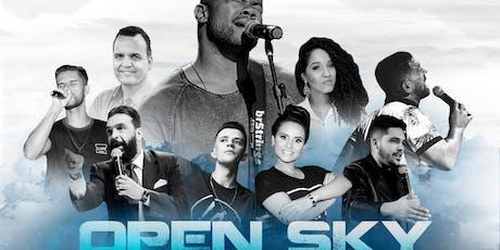 Conferência Open Sky ingressos