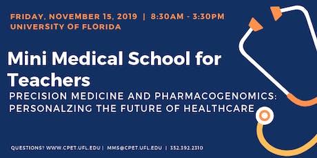 Fall 2019 Mini Medical School: Precision Medicine tickets