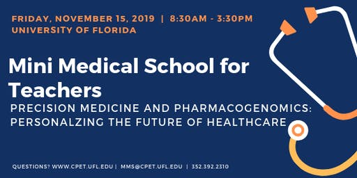 Fall 2019 Mini Medical School: Precision Medicine