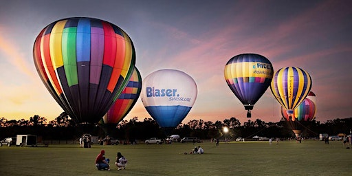 Free Austin Hot Air Balloon Festival & Derby Day Polo Match