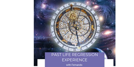 PAST LIFE REGRESSION EXPERIENCE tickets
