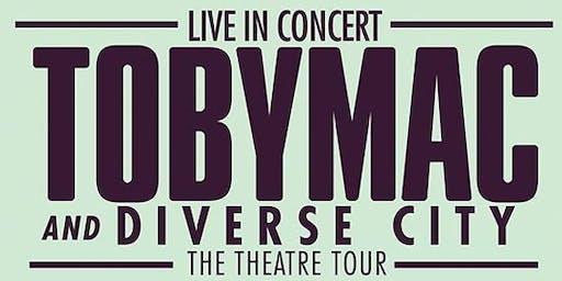 TobyMac - Theatre Tour Merchandise Volunteer - Evansville, IN
