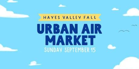 MMclay Staff Art Market @ Fall Urban Air Market Hayes Valley tickets