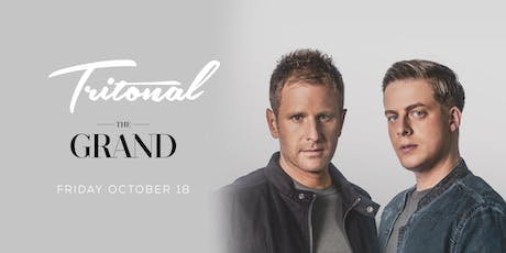 Tritonal | The Grand Boston 10.18.19 tickets