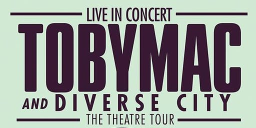 TobyMac - Theatre Tour Merchandise Volunteer - Peoria, IL