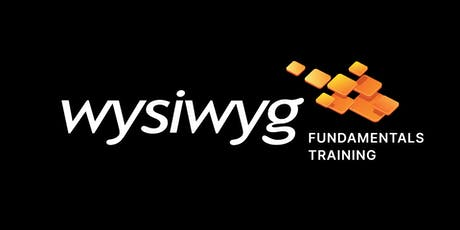 wysiwyg fundamentals training - Netherlands tickets