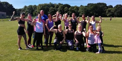 Family Bootcamp - Slades Farm