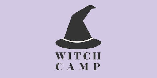 Witch Camp 2.0: Intuitive Tarot