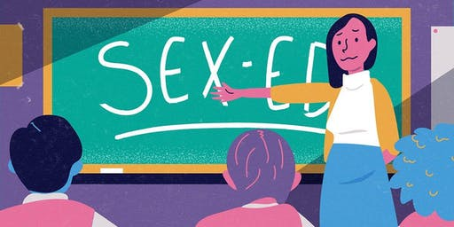 Sex ed for grown-ups!